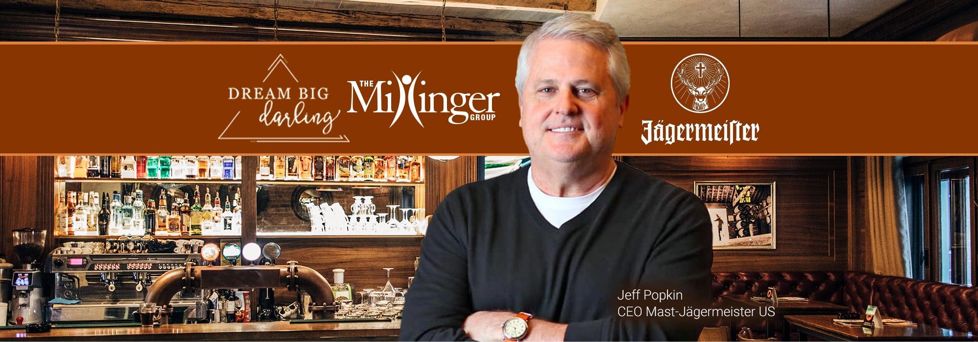 jagermeister CEO jeff popkin