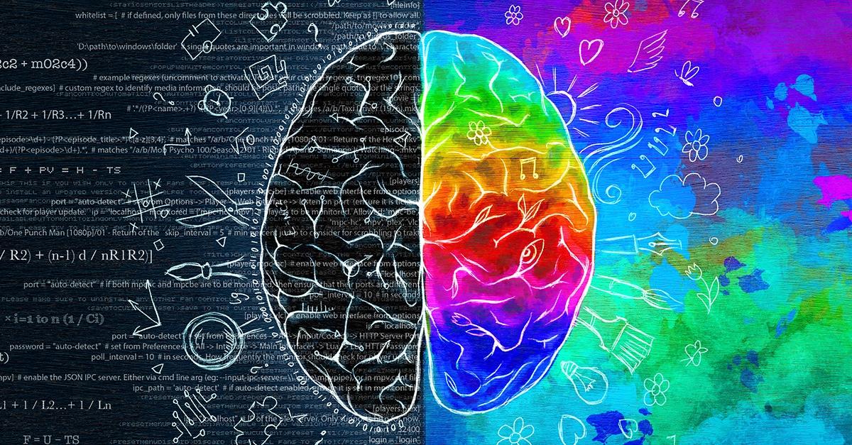 A doer's brain vs a leader's brain